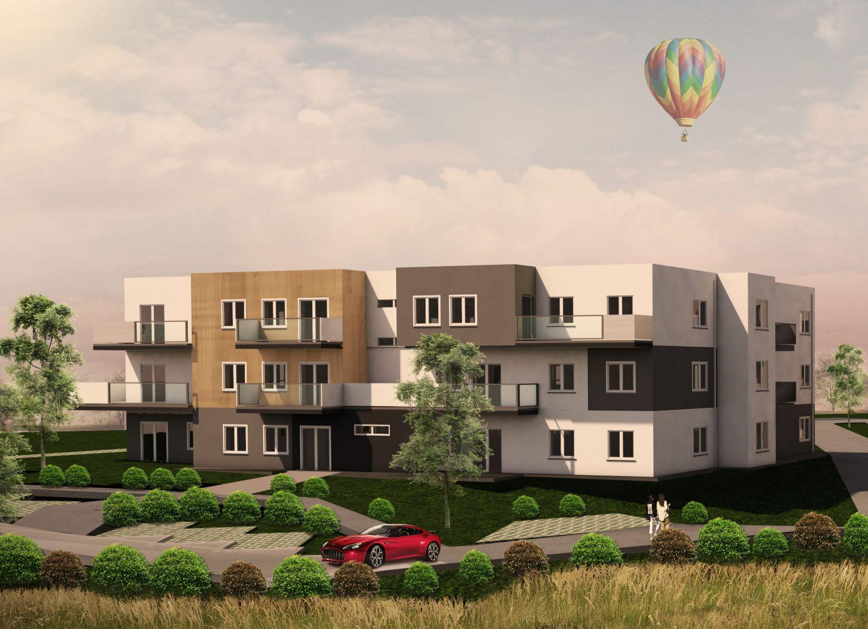 nowe ekskluzywne osiedle Mikołów